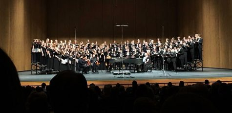 Choir takes 3rd straight sweepstakes