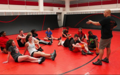 Wrestling preps to 'take down' the competition