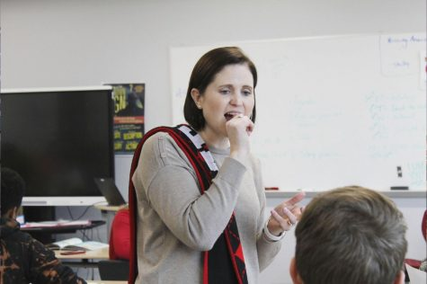 ASL students celebrate Deaf Culture