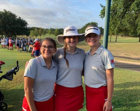 Game on: Girls' golf off to good start