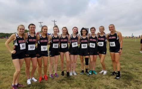 Cross Country: Junior claims gold, sets new record