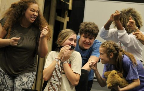 Cast of 'Urinetown' to perform six shows in November