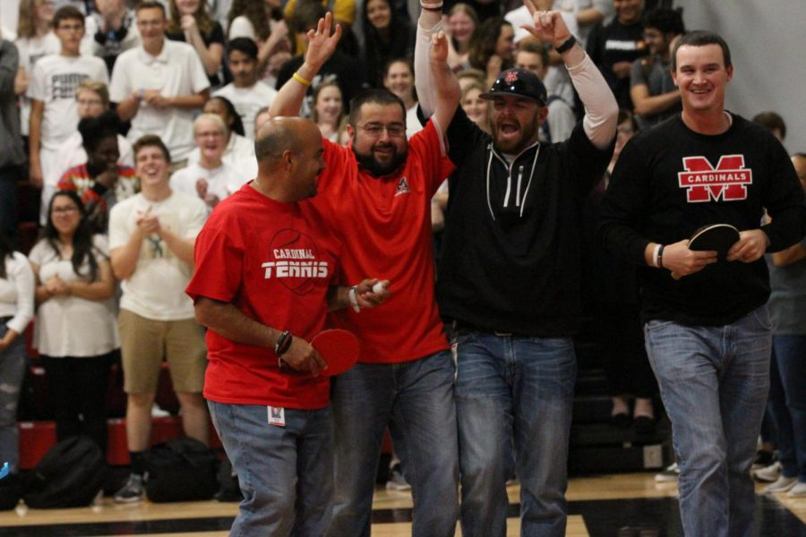 Cardinal Spirit Challenge: Grades compete for coveted cup