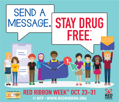 Red Ribbon Week dress-up days announced
