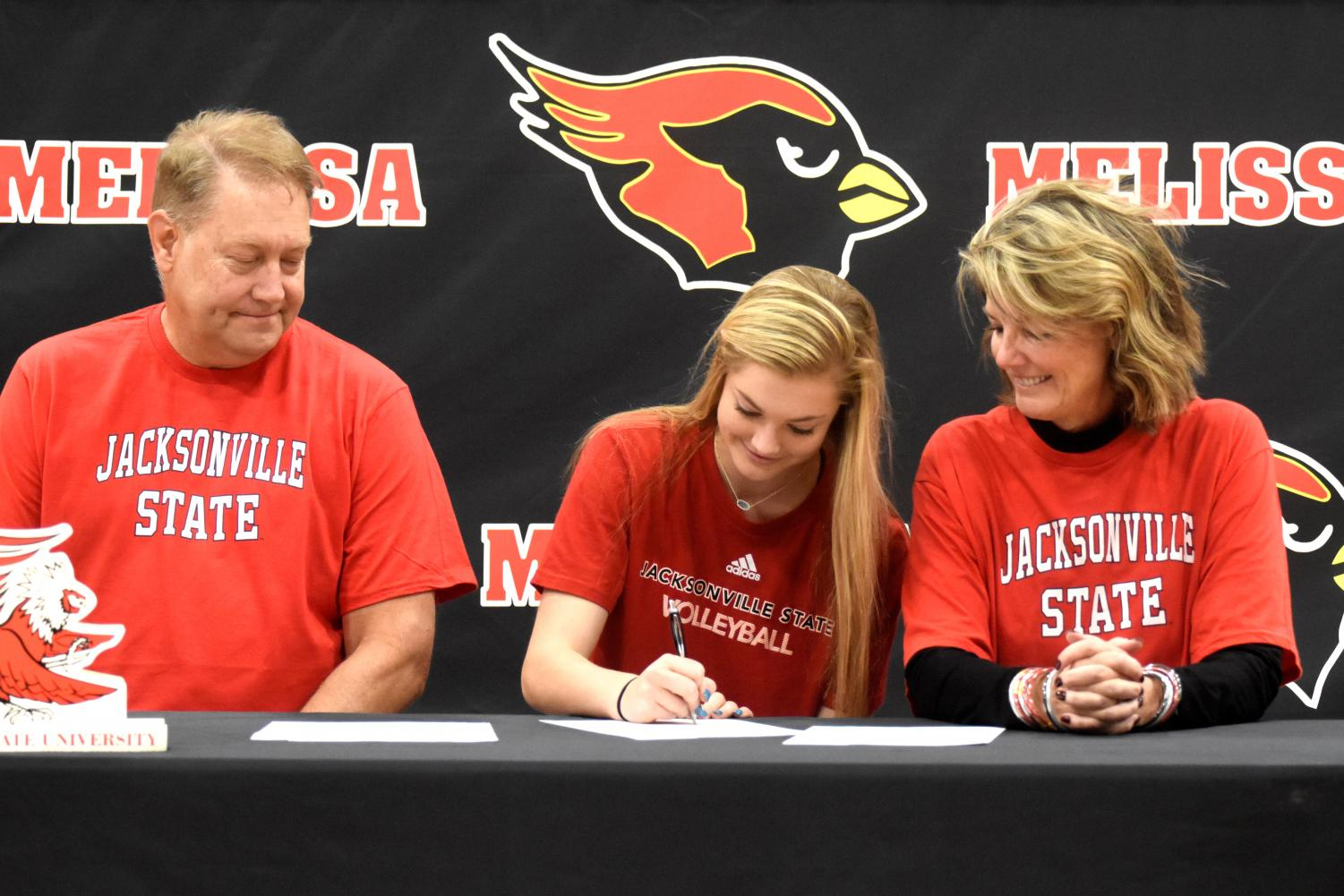 Kasson signs to Jacksonville State.
