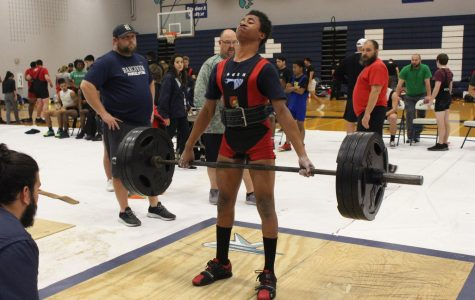 Powerlifting: Cardinals show up strong winning first place overall