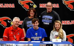 John Lewis signs to play tennis for LeTourneau