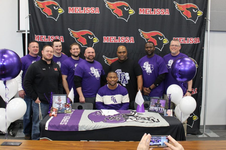 Young signs to play football with SFA