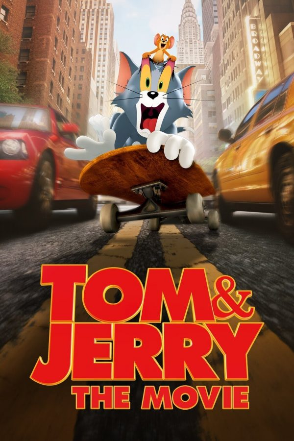 New 'Tom and Jerry' movie hits theaters